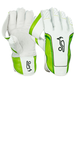 Wicket Keeper Gloves - Kookaburra 400 Senior